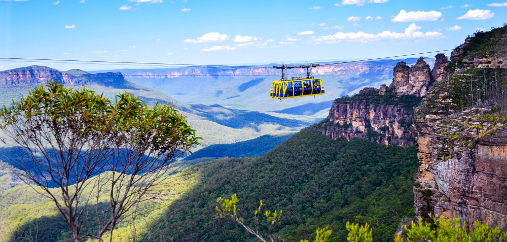 Scenic World - Blue Mountains day tour