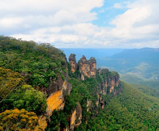 Blue Mountains - Day Tour from Sydney - Echo point lookout