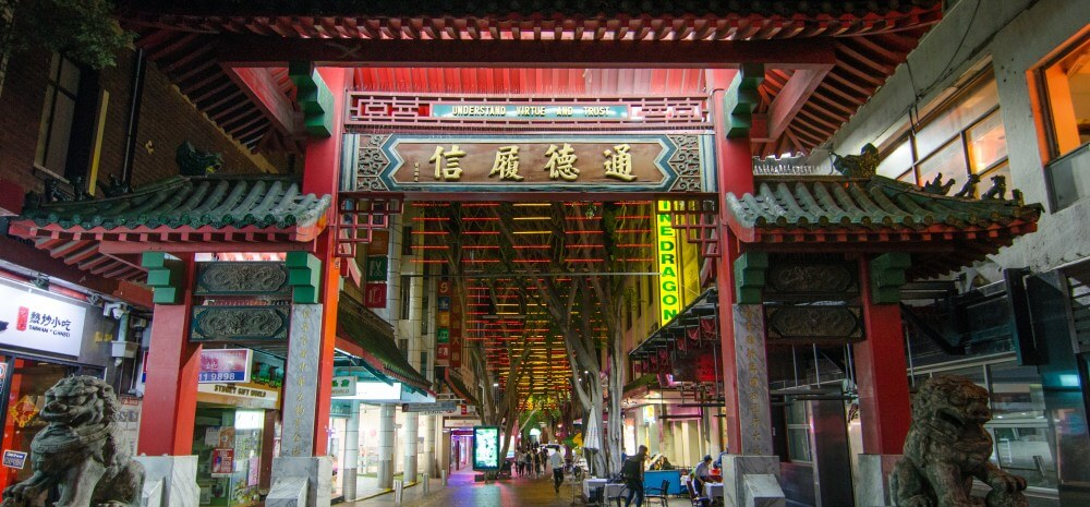 Discover Sydney Chinatown