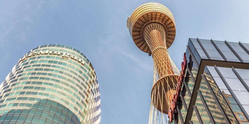 Sydney Tours R Us Sydney Tower is one of the most popular Sydney attractions