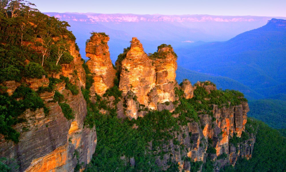 Sydney Tours R Us What to do in Blue Mountains Three Sisters