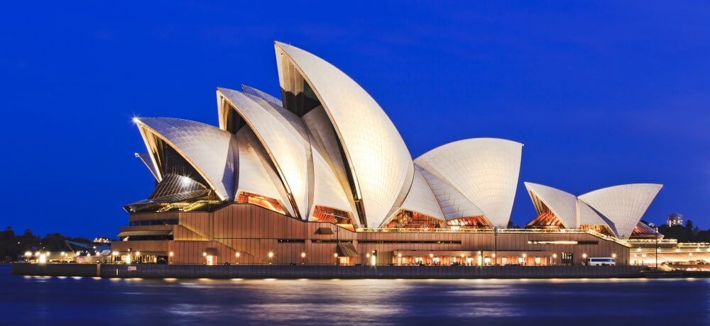 Sydney Tours R Us What to see in Sydney Sydney Opera House
