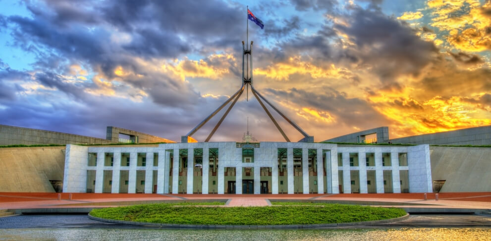 One day trip to Canberra Parliament house